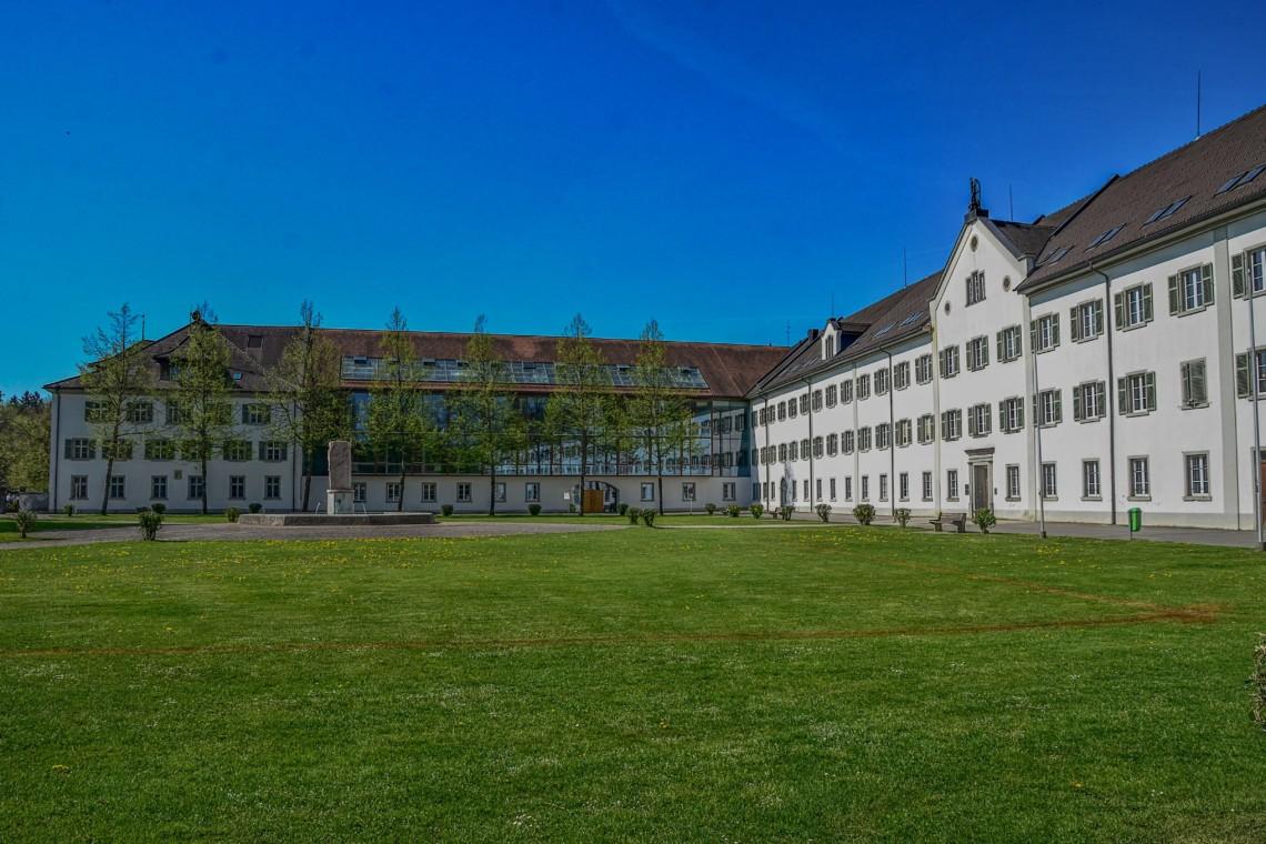 Kloster Auszeit Nehmen
